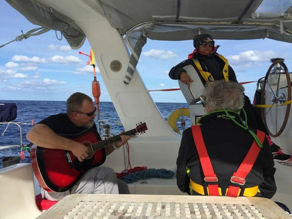 Sail & Live Music