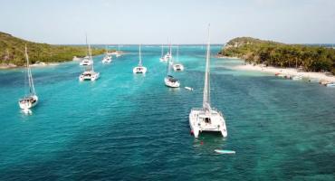 Hector in den Tobago Keys